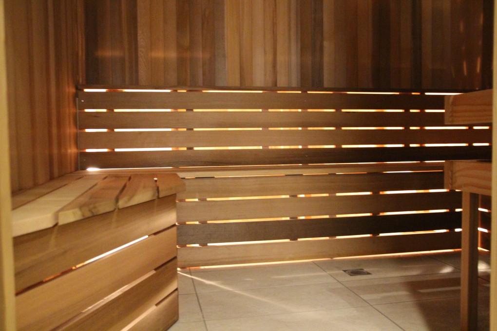 Sauna, Ôvive des Alpes